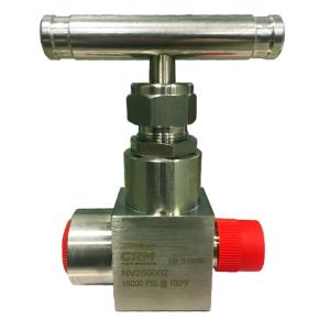 GRM needle valve
