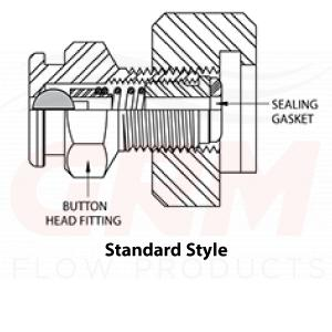 standard style leak lock fitting