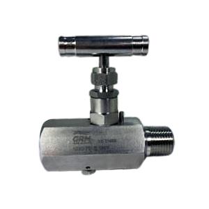 block and bleed gauge valve