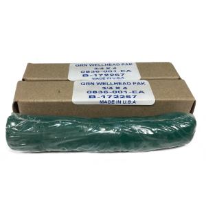 grm green wellhead pak valve lubricant