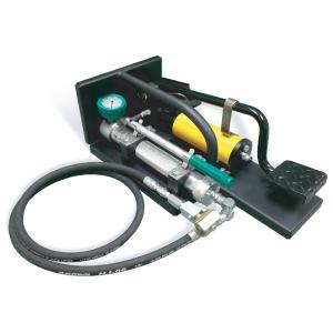 hydraulic injection grease gun