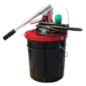 Drum pump sniper lubrication equipment