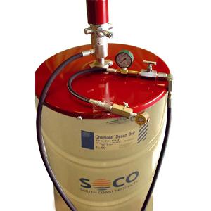 drump pump, air driven lubrication equipment