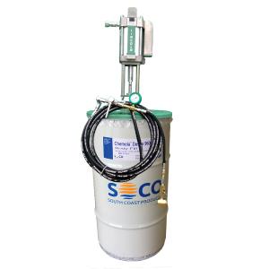 drum pump, air driven lubrication equipment