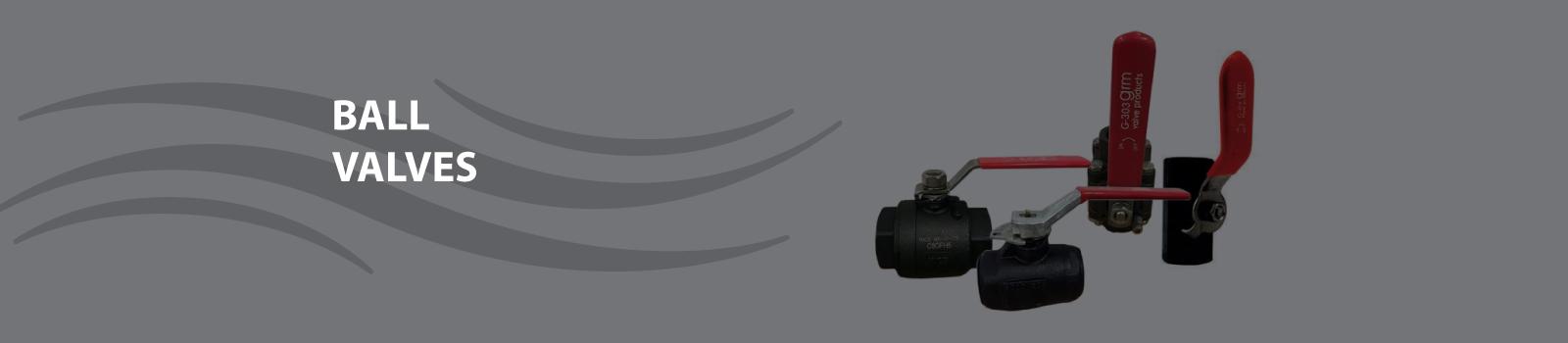 ball valve banner